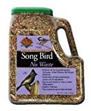Mills Brothers Song Bird No Waste Food in Easy Pour & Store Container