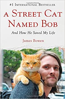 Cat Named Bob: And How He Saved My Life Hardcover – July 30, 2013