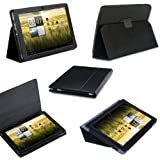 Etui Housse Luxe pour Acer Iconia Tab A210 + STYLET et FILM CADEAU !