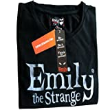 Emily the Strange T Shirt (X-Small) Merchandise