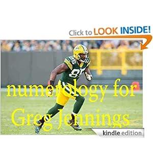 Numerology for Greg Jennings
