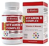 G-Biotics Vitamin B Complex Tablets Plus PABA ~ HIGH GRADE Supplement ~ ON SALE NOW!