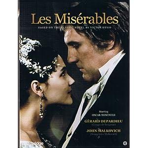 Les Misérables : L'intégrale - Coffret 2 DVD [import langue Francais]