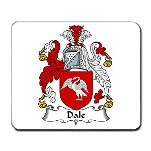 Amazon.com : Dale Family Crest Coat of Arms Mouse Pad : Office
