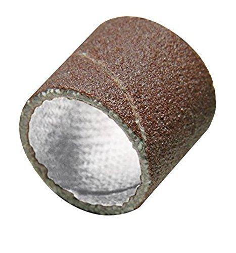 """Dremel 432 1/2"""" 120 Grit Sanding Bands 6"""