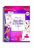American Girl Crafts Dance Fashion Sketchbook