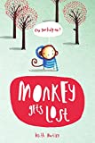 img - for MONKEY GETS LOST: Can you help me? book / textbook / text book