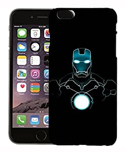 Toppings 3D Printed Designer Hard Back Case For Apple iPhone 6 Plus (5.5-Inch) Design-10154