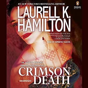 Crimson Death Audiobook