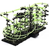 Kids Authority Spacerail/Spacewrap Special Edition Glow in the dark Roller Coster Marble Toy - Large