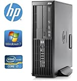HP Z200 i7 Workstation Desktop Computer - Core i7 2.93GHz up to 3.6GHz - New 2TB HDD - 16GB RAM - WIFI - Dual Monitor Capable with Display port - Windows 7 Pro 64 - Refurbished