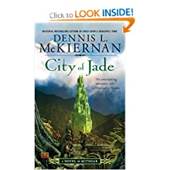 City of Jade: A Novel of Mithgar by Dennis L. McKiernan