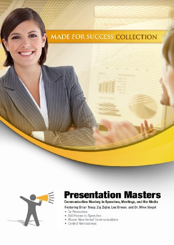 Presentation Masters: Communication Mastery in Speeches,...