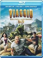 Viaggio Nell'Isola Misteriosa (Blu-Ray+Blu-Ray 3D+Copia Digitale)