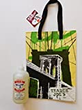 Trader Joe s Head To Toe Shampoo Conditioner and Body Wash All in One And NY Style Reusable Shopping Bag