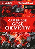 Collins Cambridge IGCSE - Cambridge IGCSE Chemistry Student Book (Collins International Gcse)