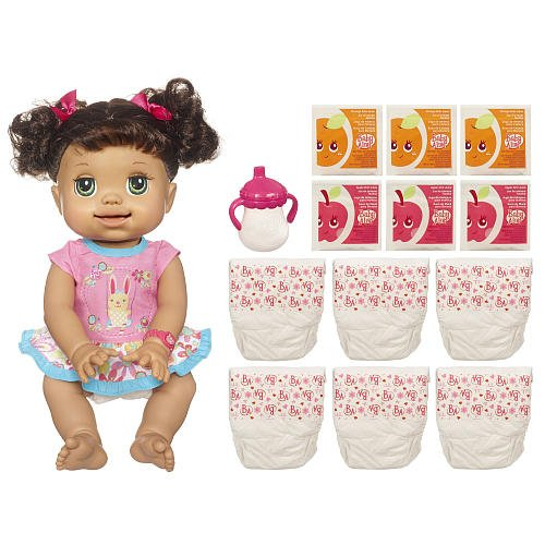 Baby dolls for toddlers baby alive real as can be baby for Porte bebe toys r us