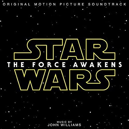 Star Wars: The Force Awakens by Walt Disney Records