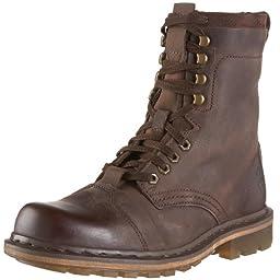 Dr. Martens Men\'s Pier Boot,Dark Brown,10 UK (US Men\'s 11 M)