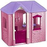 Smoby 310430 jeu de plein air maison cottage hello kitty jeux et jouets - Maison de jardin little tikes colombes ...