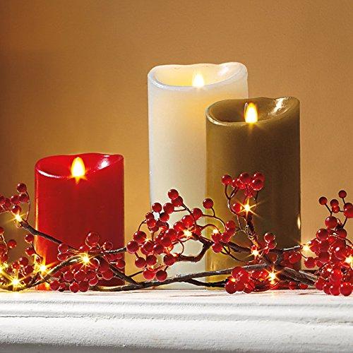 Luminara Flameless Flicker Candle