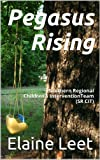 img - for PEGASUS RISING (Southern Regional Children's Intervention Team Book 1) book / textbook / text book