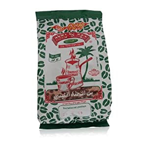 Authentic Nachle Israeli Black Coffee with Cardamom (250g)