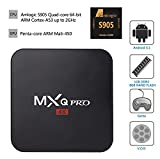 MXQ PRO Amlogic S905 Android 5.1 TV Box Quad Core Set Top Boxes XBMC Kodi Pre-installed WiFi 4K 1080P 64bit Internet TV Box - Best Reviews Guide
