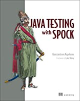 Java Testing with Spock Front Cover