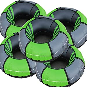 5 Pack Heavy Duty 48 Quot Green Float Tube And Cover