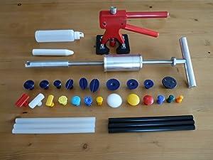 kit debosselage par collage marteau pince et accesoires 23 pastilles. Black Bedroom Furniture Sets. Home Design Ideas