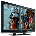 """Sharp LC 46 XD 1 46 Zoll / 117 cm 16:9 """"Full-HD"""" LCD-Fernseher mit integriertem DVB-T Tuner schwarz"""