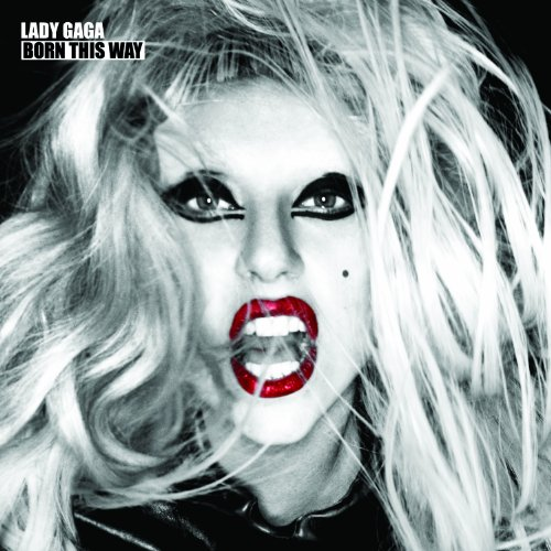lady gaga born this way special edition album cover. Lady Gaga released Born This