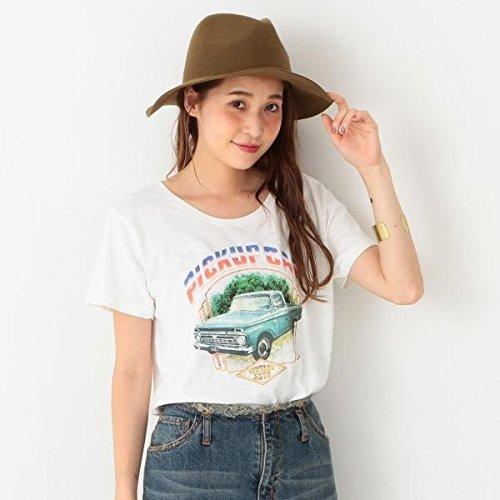 Amazon.co.jp: アナザーエディション(Another Edition) GOOD SPEEDプリントTシャツ(ホワイト、ブラック)【オフホワイト/フリー(00)】: 服&ファッション小物