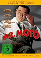 Mr. Moto Collection - Teil 2 (4 DVDs) [Import allemand]