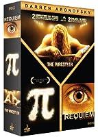 Coffret Aronofsky (Darren) : The Wrestler + Pi + Requiem for a dream (3 DVD)