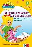 Bibi Blocksberg - Hexenstarke Abenteuer mit Bibi Blocksberg: 3 Geschichten