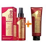 Uniq One All In One Shampoo & Balm 350ml/11.8oz&Hair Treatment 150ml/5.1oz Set