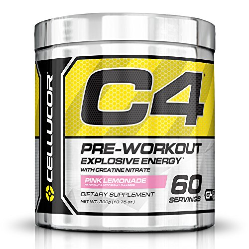 Cellucor-C4-Pre-Workout-Supplements-with-Creatine-Nitric-Oxide-Beta-Alanine-and-Energy-60-Servings-Pink-Lemonade-1375-Oz-390g