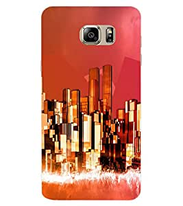 ColourCraft Printed Design Back Case Cover for SAMSUNG GALAXY NOTE 7 DUOS