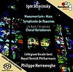Monumentum, Mass, Symphonie de Psaumes