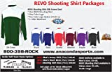 Anaconda Sports® Basketball Revo Italian Shooting Shirt Screen Package 01 (Call 1-800-398-7625 to order)
