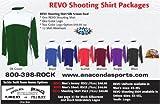 Anaconda Sports® Basketball Revo Italian Shooting Shirt Screen Package 01 (Call 1-800-398-7625 to order)