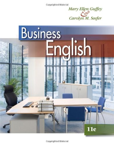 English for secretaries and administrative personnel, Student Book