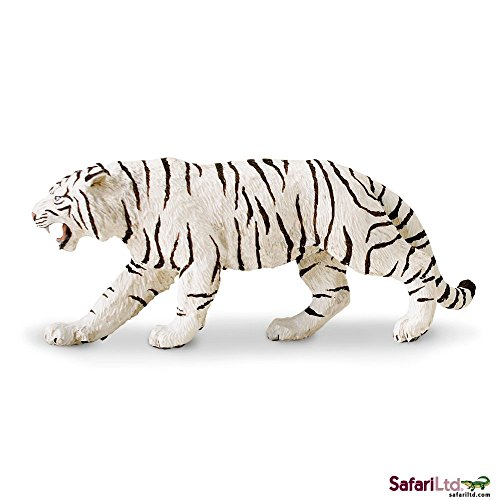 Safari ltd Wild Safari Wildlife White Bengal Tiger