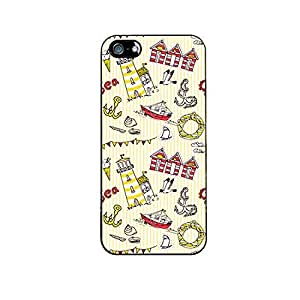 Vibhar printed case back cover for Apple iPhone 6s Plus SeaTravel