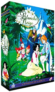 Blanche Neige - Intégrale de la série TV (9 DVD + Livret)