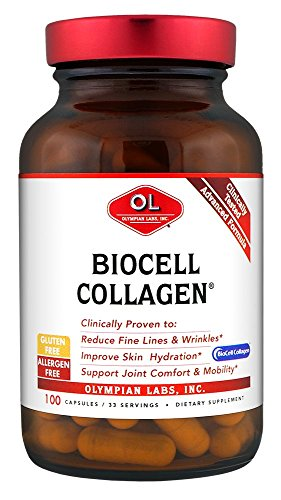 Olympian Labs Biocell Collagen II, 1500mg (Biocell Collagen Type Ii compare prices)