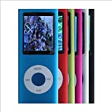 8GB MP3/MP4 Player (4th Gen) with FM Radio (Colours May Vary)by Unknown
