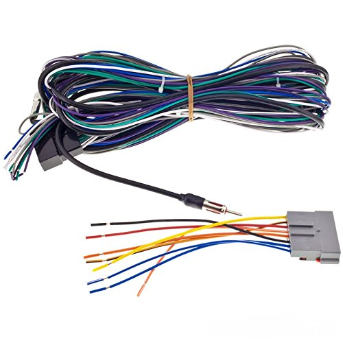 Metra 70-5601 Radio Wiring Harness for Ford 95-98 Tuner Bypass (1996 Ford Explorer Radio Harness compare prices)